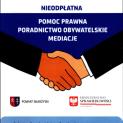 Nieodpłatna pomoc prawna dla mieszkańców Powiatu Skarżyskiego