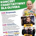 Koncert charytatywny dla Olivera